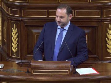 José Luis Ábalos, PSOE, afirma que la sentencia del caso Gürtel desacredita el discurso de Mariano Rajoy