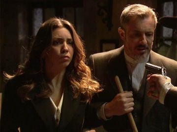 El plan de Emilia y Alfonso acaba con la vida del general Pérez de Ayala