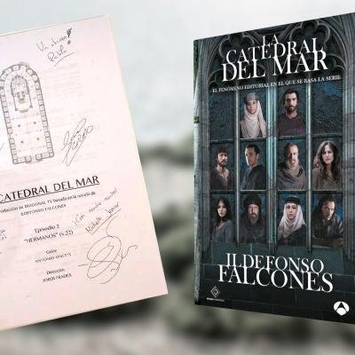 Participa en el concurso para conseguir el segundo guion firmado de 'La Catedral del Mar'