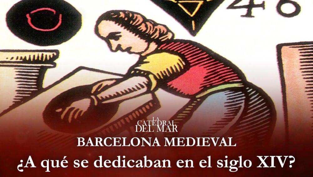 Los oficios proliferantes en Barcelona