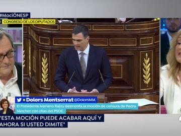 """El enfado de Paco Marhuenda con Elisa Beni: """"Comienza un periodo de inestabilidad aunque para ti que eres minoría sea maravilloso"""""""
