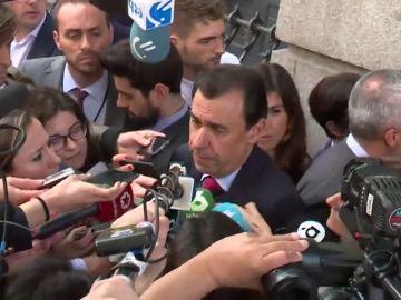 """Maillo: """"Pedro Sánchez no es de fiar"""""""