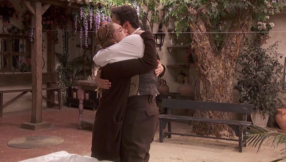 """Saúl, a Julieta: """"Tú eres lo que le da sentido a mi vida"""""""