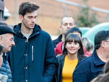 Vicente y Aitana