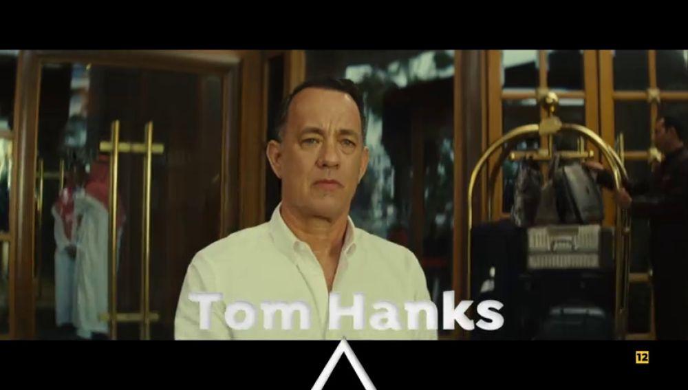 Tom Hanks protagoniza 'Espeando al rey', estreno en El Peliculón