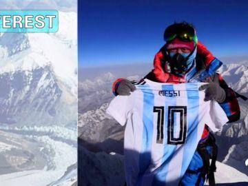 Preocupación por la masificación de personas en el Everest: 700 hicieron cima en 10 días.