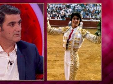 """Jesulín de Ubrique: """"El primer dinero que gané como torero fue para pagar una deuda de mi padre con Rocío Jurado"""""""