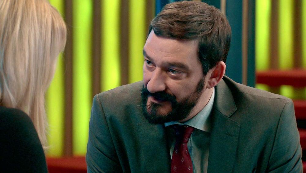 """Carvajal a Charo: """"Te ayudaré a recuperar a Belén"""""""