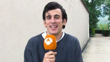 """Mikel Arostegui: """"Llanos es especial, tiene algo que desconcierta a Arturo"""""""