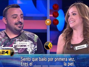 'Mi canción' de Amaia y Alfred juega una mala pasada a los concursantes de '¡Ahora Caigo!'