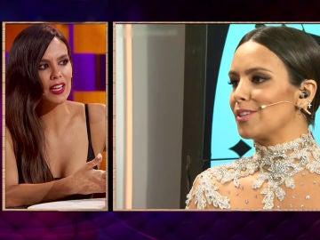 """Cristina Pedroche, sobre sus vestidos de transparencias en las Campanadas: """"Me gusta ser un poco Beyoncé"""""""