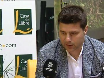 """<p>Pochettino: """"Todos sueñan con entrenar al Real Madrid""""</p>"""