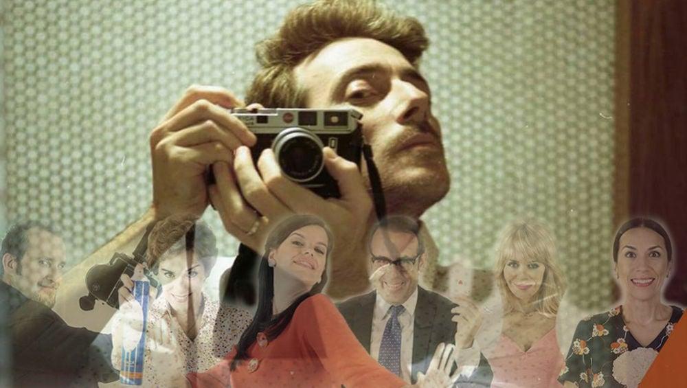 Las espectaculares imágenes de los protagonistas de 'Amar es para siempre' capturadas por su compañero Víctor Clavijo