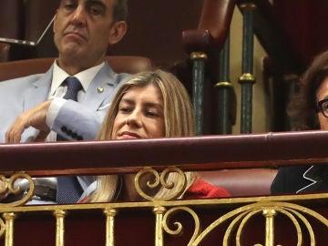 Begoña Gómez en el Congreso