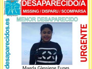 niña desaparecida en Santa Coloma de Gramanet