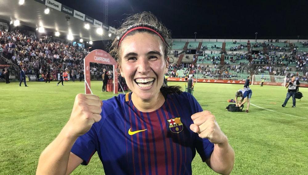 El Barcelona, campeón de la Copa de la Reina
