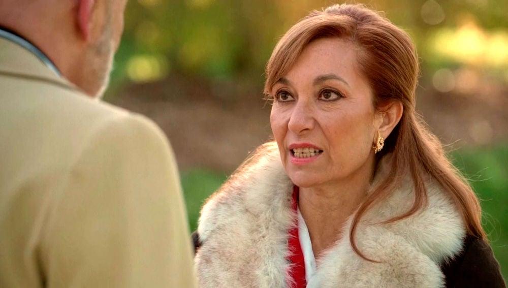 """Isabel a Tuñón: """"Vas a pagar por todo el daño que has hecho"""""""