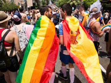 Marcha del Orgullo Gay de Tel Aviv