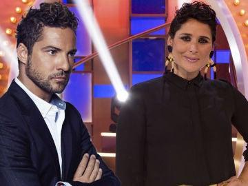 Rosa López aclara su autoinvitación a la boda de David Bisbal