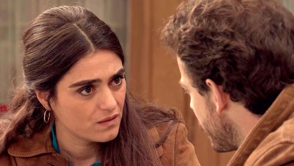 """Vicky, agobiada por su relación con Javier: """"Siento que vamos muy deprisa"""""""