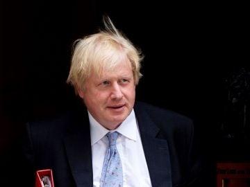 El ministro de exteriores del Reino Unido, Boris Johnson