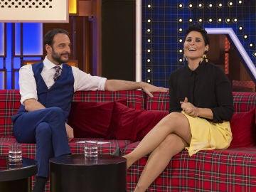 """Rosa López explica sus palabras """"No soy Rosa la gorda, soy Rosa"""" en 'La noche de Rober'"""