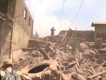 Aumenta a 109 la cifra de muertos por la erupción del Volcán de Fuego en Guatemala