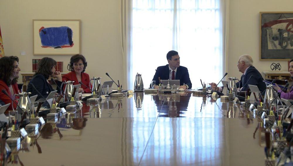 Consejo de Ministros (Archivo)