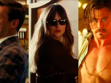 Protagonistas de 'Bad Times at The El Royale'
