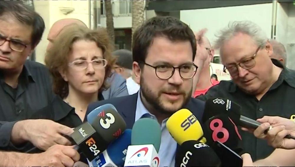 """La Generalitat asegura que el control financiero debía levantarse por """"obligación legal"""" al no estar vigente el Artículo 155"""