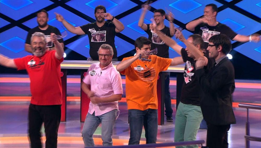 """Juanra Bonet pone en pie al público de '¡Boom!': """"Esto lo tenéis que bailar"""""""