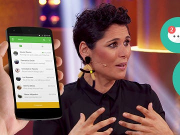 Rosa López habla abiertamente sobre el chat de 'OT1'