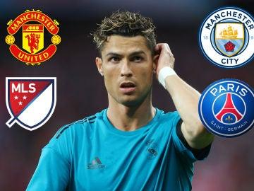 El futuro de Cristiano Ronaldo, en el aire