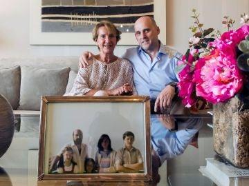 Familia de José Ignacio Ustarán