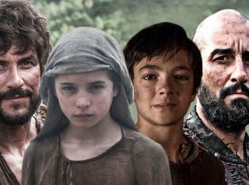 Los emotivos mensajes con los que los actores se despiden de sus personajes en 'La Catedral del Mar'