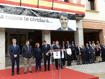 Homenaje a Ignacio Echeverría