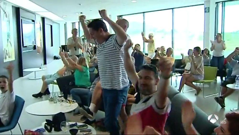 """Así celebró la Academia de Nadal en Mallorca su triunfo en Roland Garros: """"Es el dios del tenis"""""""