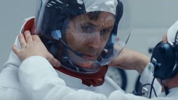 Ryan Gosling en 'First Man'