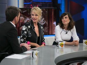 """Belén Rueda y Natalia de Molina desvelan """"las cosas horribles"""" que pasaron en el orfanato donde rodaban su nueva película"""