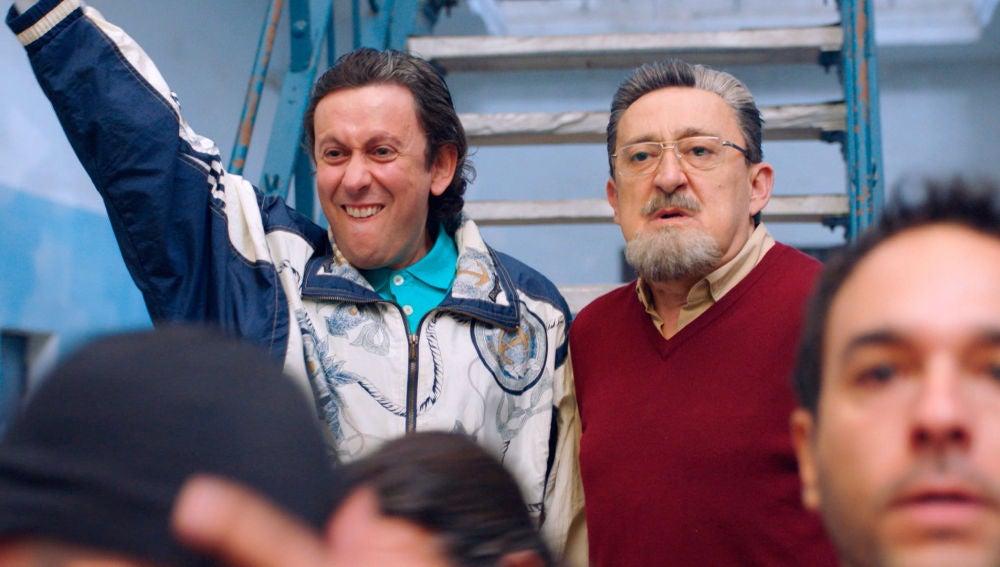 Cristóbal lidera una revolución en la cárcel