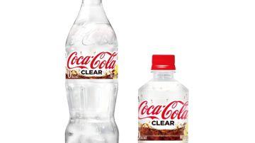 Coca-cola Clear