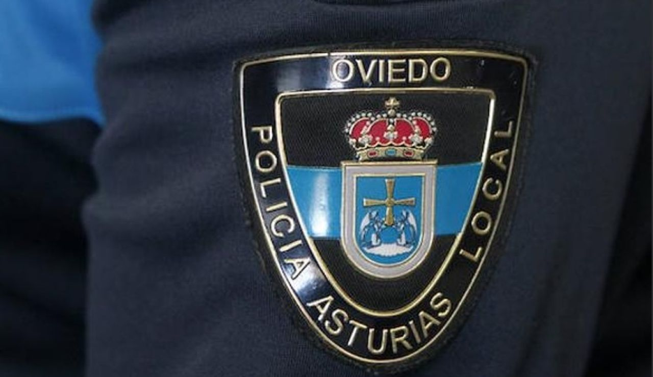 Escudo Policía Local de Oviedo
