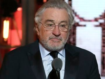 Robert De Niro en los Tony Awards 2018