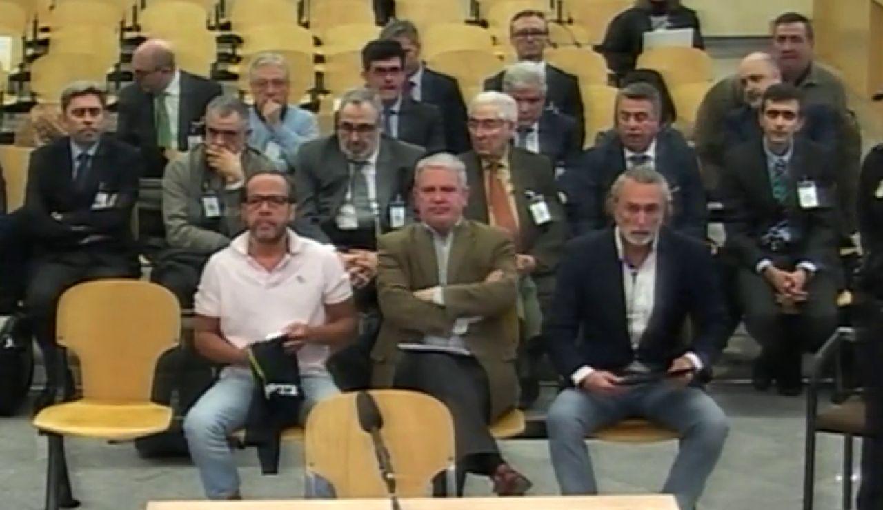 Las declaraciones que protagonizaron el juicio de la trama valenciana del caso Gürtel