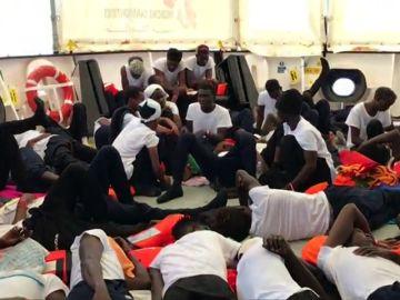 Médicos sin Fronteras alerta: el barco 'Aquarius' es un caso excepcional y no todos tendrán su final feliz