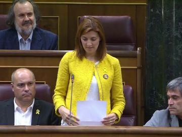 """Los nuevos diputados de ERC prometen """"por la república catalana"""""""