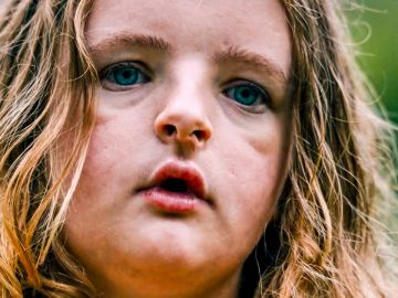 Milly Shapiro es Charlie en 'Hereditary'