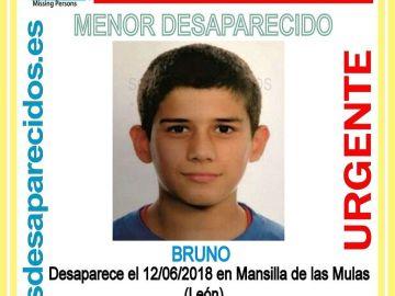 Niño desaparecido en Mansilla de las Mulas (León)
