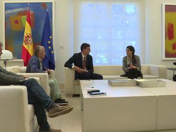 Sánchez se reúne este miércoles en Moncloa con los representantes de agentes sociales para abordar cambios en materia laboral