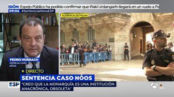 Pedro Horrach en Espejo Público